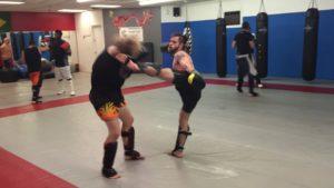 Kickboxing Classes - Tulsa